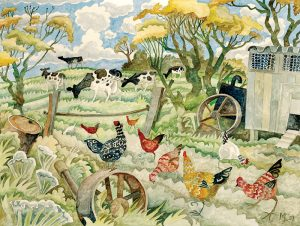124-Hens-and-cows