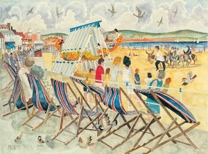 66-Deckchairs-and-donkey-rides,-Weymouth
