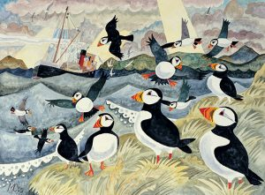 69-Puffins-and-a-Puffer